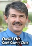 David Orr, Cook County Clerk